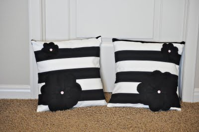 why you should make your own pillows. | all things thrifty Make Your Own Pillow