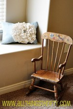 TUTORIAL: Antique Lace Ruffle Pillow