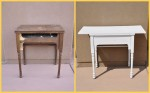 Sewing Table from Drab to FAB!