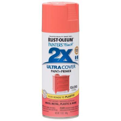 rustoleum spray paint for wood metal plastic