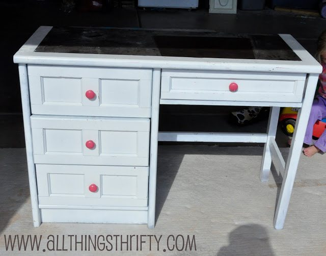 Refinishing Furniture Is Easy All Things Thrifty