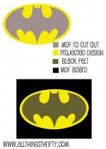 Batman Wall Art!