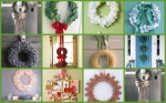 DIY Holiday Christmas Wreath ideas from Martha herself!