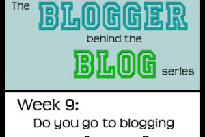Blogging 101: Do you go to Blog Conferences?