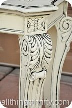 intricate furniture