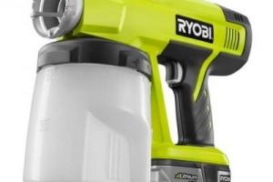 Ryobi-paint sprayer
