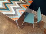 DIY Chevron Ikat Artwork Tutorial
