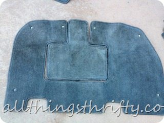 How To Clean Floor Mats In Your Car All Things Thrifty