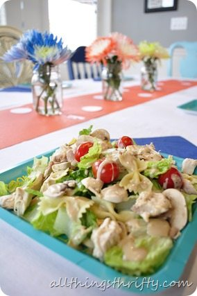 Chicken-Caesar-Salad-with-pasta