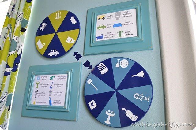 Children's chore chart (1)