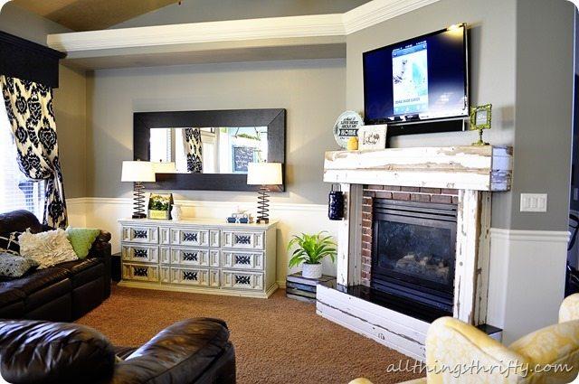 Williams on november 4 2014 in family room living room gray valspar