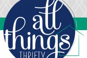 Welcome to the NEW All Things Thrifty!