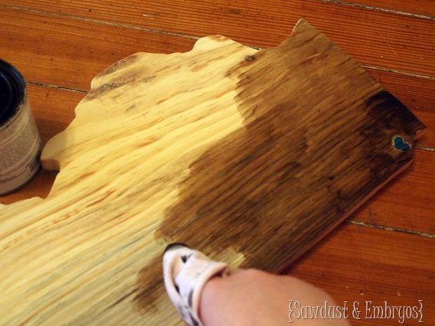 how to make paper from sawdust