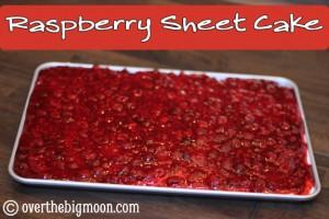 raspberry-sheet-cake