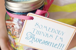"Thoughtful gift idea ""just because"" {from Capturing Joy with Kristen Duke}"