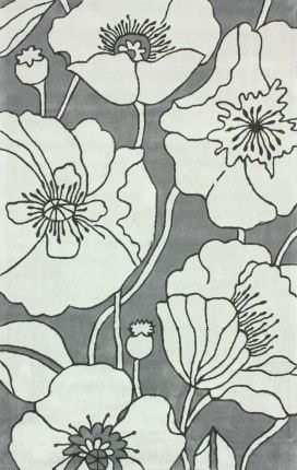 bella flora rug