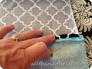How To Sew A Car Seat Canopy