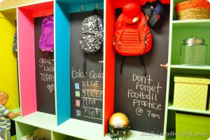 Laundry Room ideas for kids!