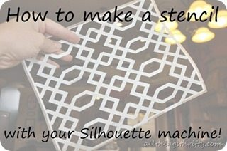 How to make a stencil