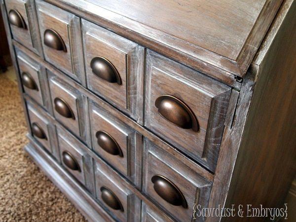 Whitewash Furniture Diy How To Whitewash Wood Down Home