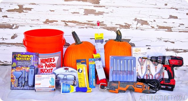 Tools-needed-to-carve-pumpkins