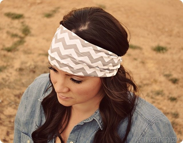 How-to-make-jersey-headbands