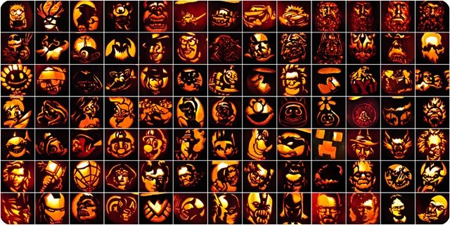 Pumpkin Patterns2