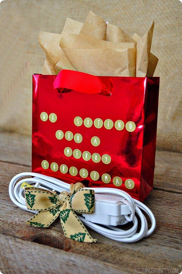 Neighbor Gift Ideas DAY 2