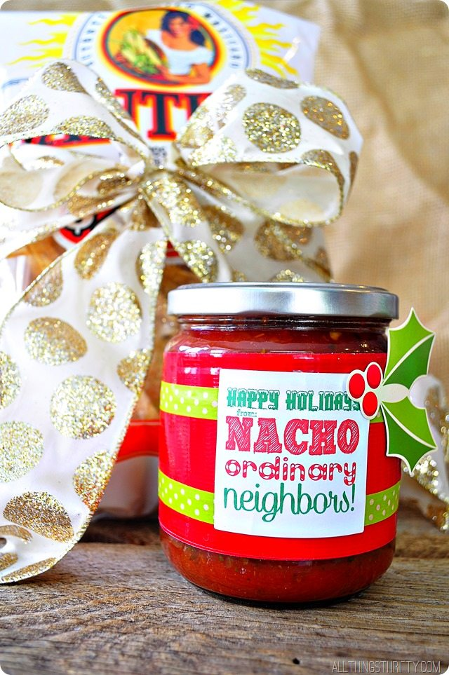 Neighbor Gift Ideas DAY 2 | All Things Thrifty
