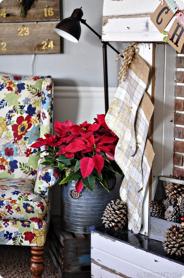 poinsetta-decorating