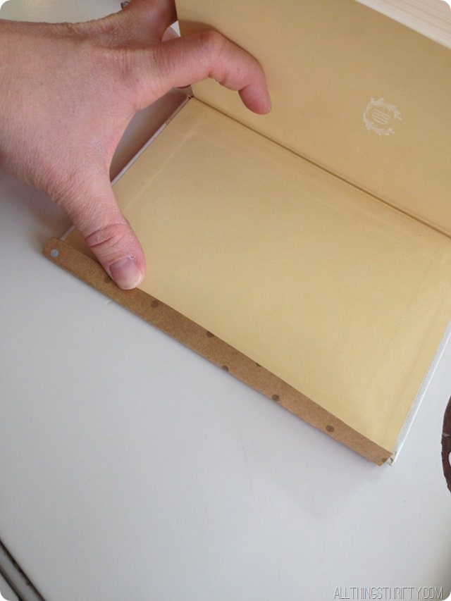 how-to-cover-books-with-paper