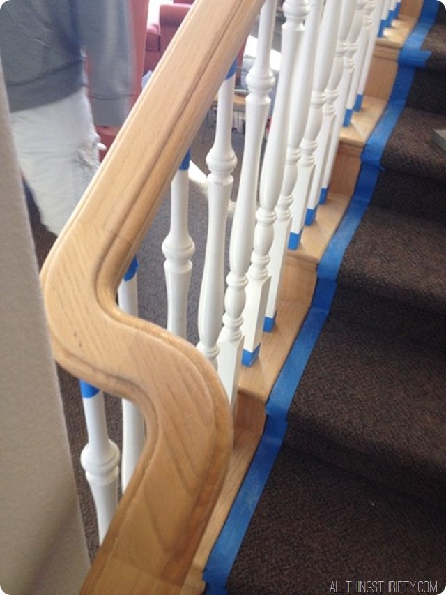 How To Stain An Oak Banister Dark 33