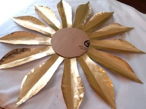 DIY Starburst Mirror Tutorial {Sawdust and Embryos}