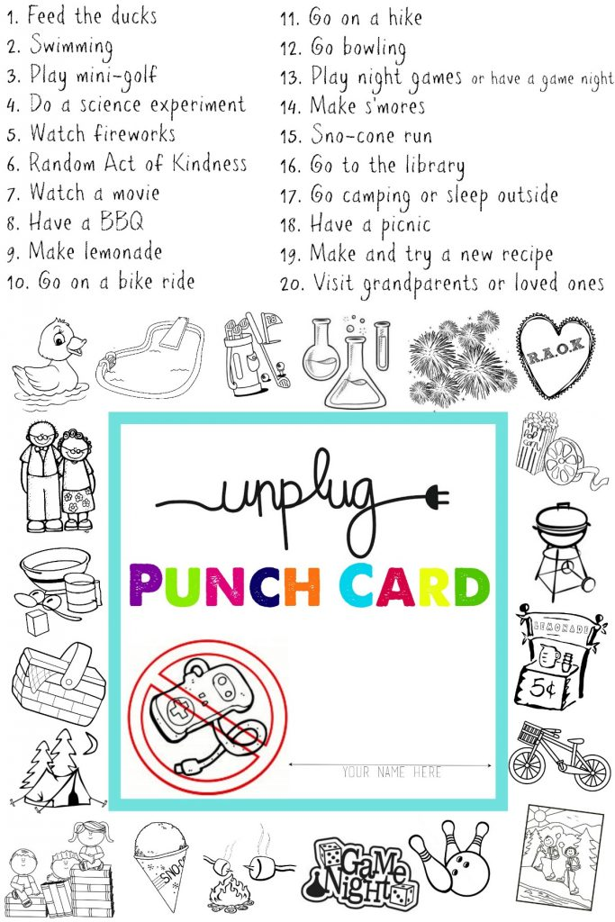 unplugged 4x6 w list