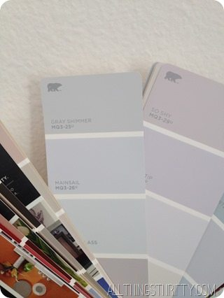 Behr Marquee Gray Shimmer (2)