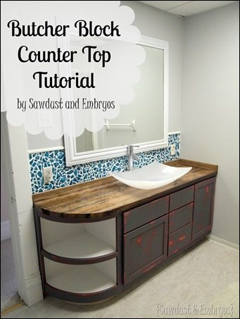 DIY Butcher Block Counter Tutorial www.sawdustandembryos_thumb[1]