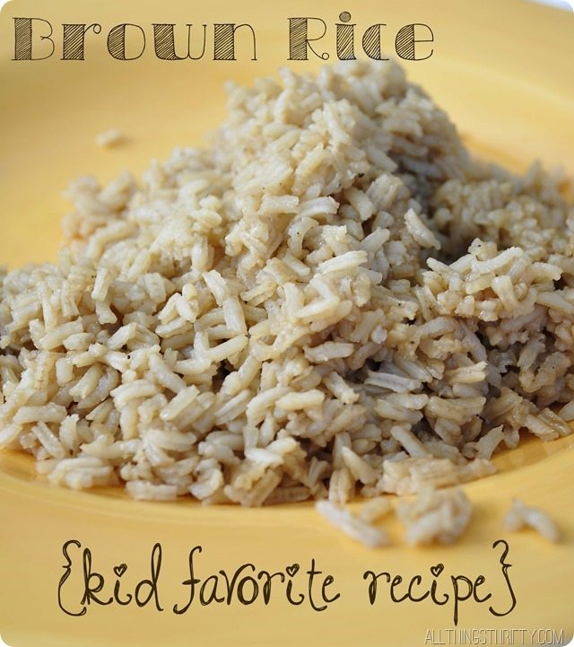 brown-rice-recipe