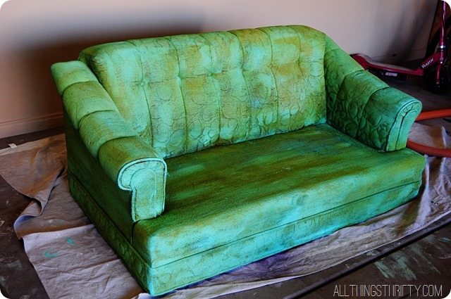 Never Paint A Couch