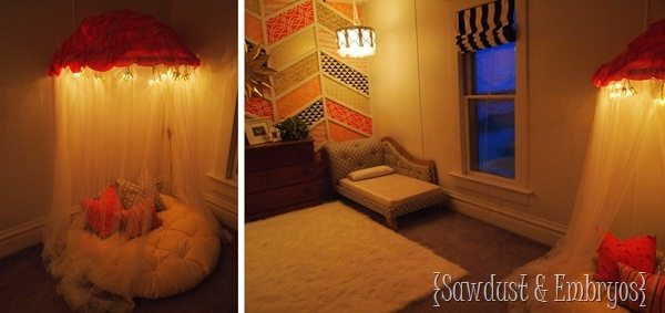 Little girl's room {Sawdust & Embryos}
