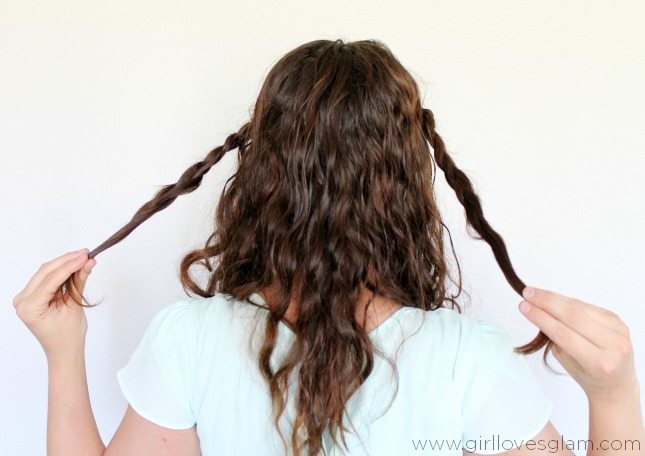 How to do a braided twist hairstyle