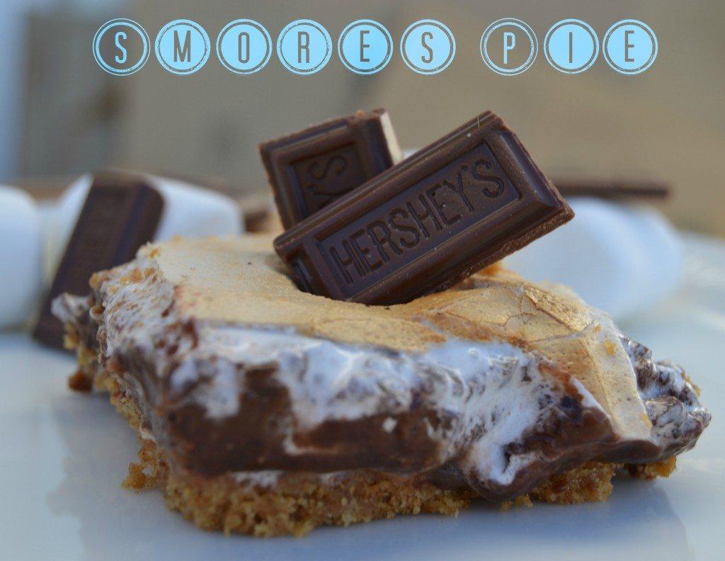 Smores-Pie-Easy