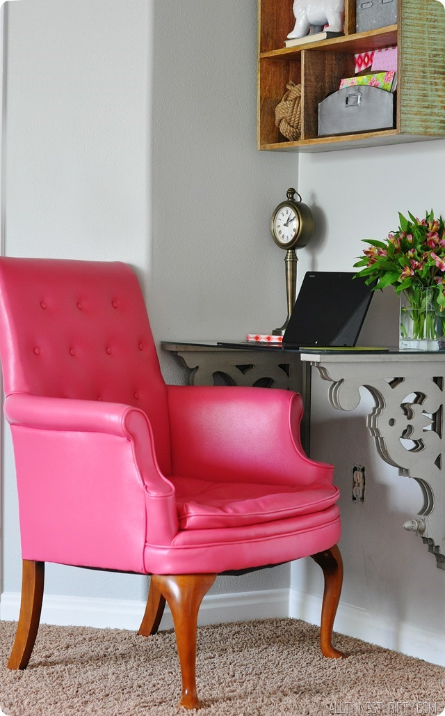 pink-office-chair
