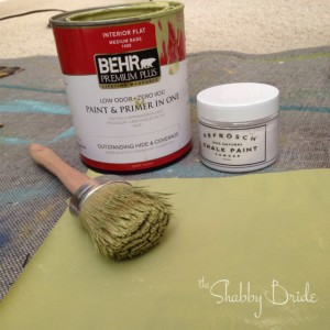 Painted Furniture Hack 4