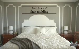 faux-molding