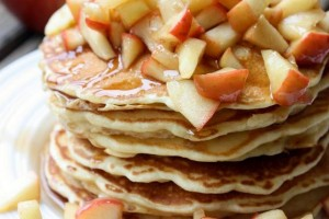 Apple Pie Pancakes