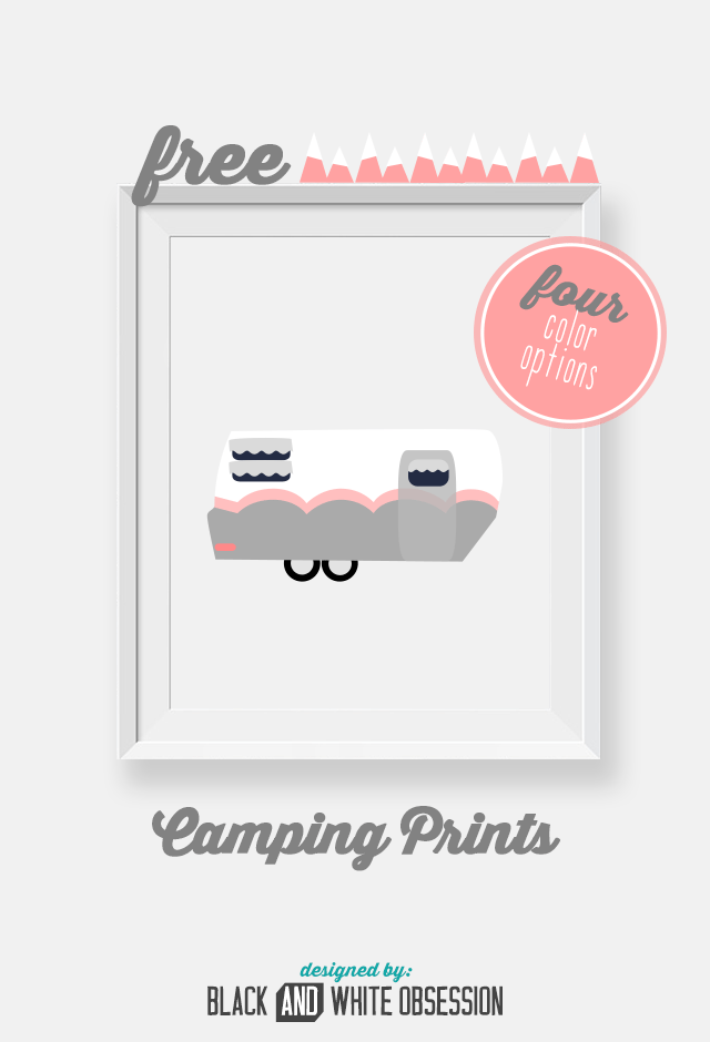 Free-Printable-Camping-Wall-Art-from-Black-and-White-Obsession-Intro
