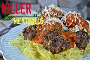 Killer Meatballs Recipe