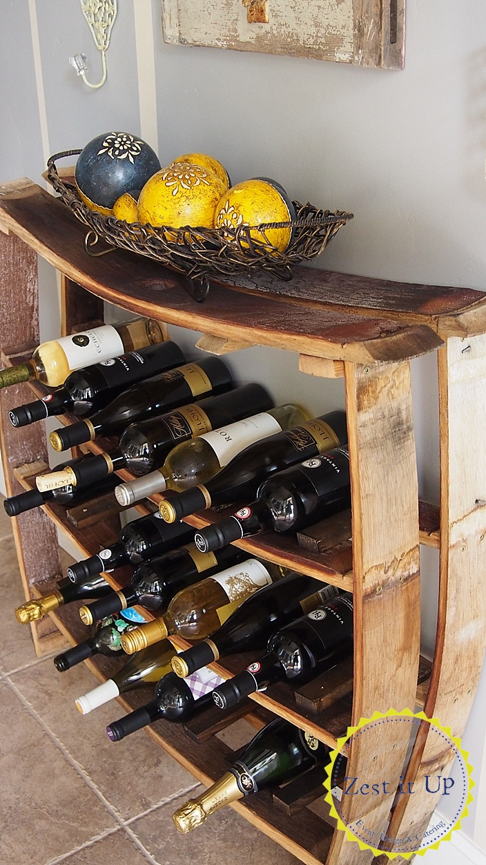 view old stunning from coffee recycling enthusiast the barrels rack in table gallery for uses wine beautiful barrel decor diy