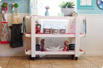 DIH Workshop Rolling Kitchen Caddie