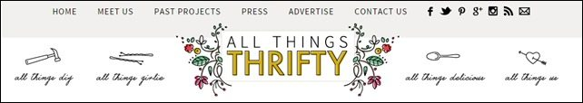 all things thrifty 2014
